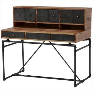 コンソールテーブル テーブル FAX台 ラック コンソール RT-1424 代引不可|rcmdse