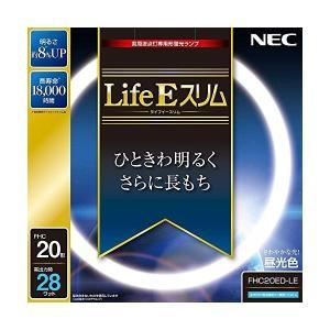 NEC ライフEスリム昼光色単品 FHC20ED-LE rcmdse