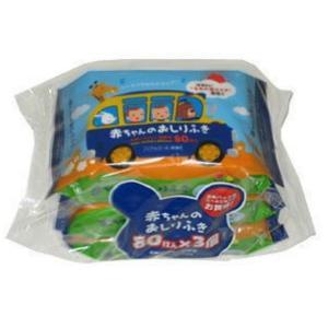 昭和紙工 JEL赤ちゃんのおしりふき80枚×3個パック 代引不可|rcmdse