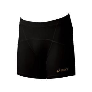 アシックス バレーボールパンツ TIコアバランスインナーパンツ XW1501 ブラック 90|rcmdse