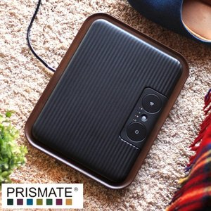 PRISMATE プリズメイト 人感センサー付 フットヒーター PR-WA009 足温器 暖房 湯たんぽ フットウォーマー ヒーター 足元ヒーター|rcmdse