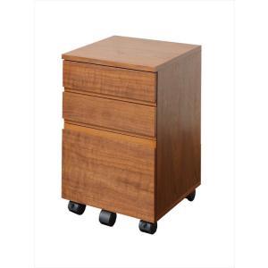 Walnut Desk Chest w=340ウォールナット デスクチェスト 幅340 K-2547 代引不可|rcmdse