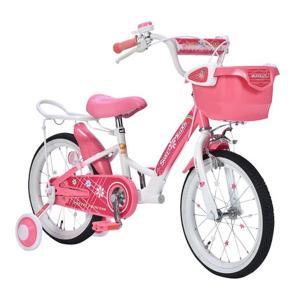 マイパラス MYPALLAS 自転車 子供用自転車 16インチ MD-12 2色 カゴ付 補助輪付 キッズサイクル 代引不可|rcmdse|05
