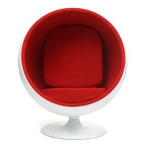 デザイナーズ ラウンジチェア ソファ 特別色 1人掛け パーソナルチェア ボールチェア エーロ・アールニオ 代引不可|rcmdse