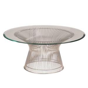 センターテーブル ローテーブル プラットナーローテーブル ウォーレン・プラットナー 代引不可|rcmdse