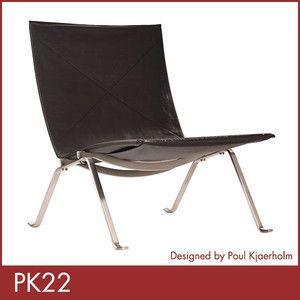 PK22 ポール・ケアホルム Paul Kjaerholm 1年保証付 送料無料