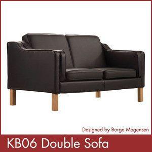 KB06 ダブルソファ KB06 Double Sofa ボーエ・モーエンセン Borge Mogensen 1年保証付|rcmdse