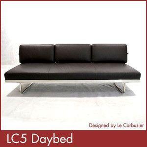 ル コルビジェ LC5 デイベッド Le Corbusier コルビジェ ソファー デザイナーズ 家具 1年保証付 送料無料|rcmdse