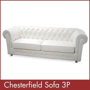 チェスターフィールドソファー 3P ノーマルモデル Chesterfield Sofa 1年保証付|rcmdse