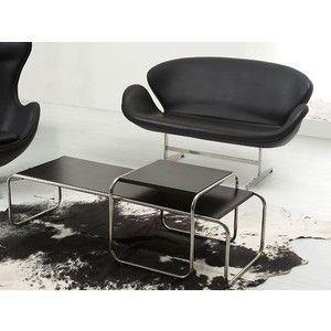 スワンソファー 総本革 アルネ ヤコブセン Arne Jacobsen Swan Sofa ミッドセンチュリー 1年保証付 送料無料|rcmdse|02