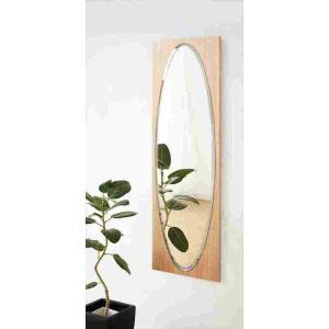 HCL-125 ウォールミラー 家具 鏡 ミラー 塩川 インテリア 代引不可