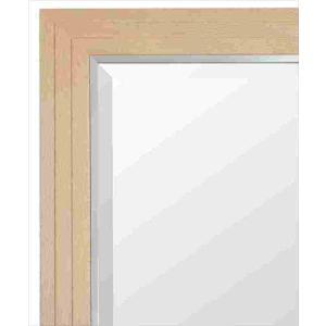 ウォールミラー ビーチ No.1 ウォールミラー 壁掛け 家具 鏡 ミラー 塩川 インテリア 代引不可