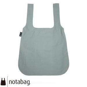 notabag ノットアバッグ バッグ&バッグパック グレー NTB002GR|rcmdse