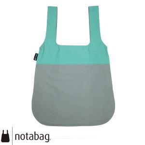 notabag ノットアバッグ バッグ&バッグパック グレー/ミント NTB002GR-MI|rcmdse