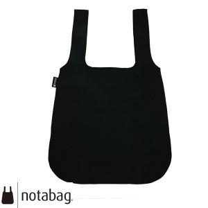 notabag ノットアバッグ バッグ&バックパック ブラック NTB002N|rcmdse