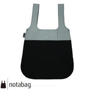 notabag ノットアバッグ バッグ&バックパック ブラック/グレー NTB002N-GR|rcmdse