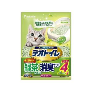 ユニ・チャーム デオトイレ飛び散らない緑茶成分...の関連商品6