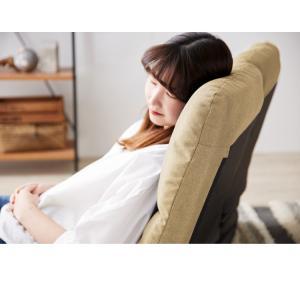 座椅子 ソファー フロアソファ 2人掛けソファ リクライニング ソファ 2人掛け 二人掛け ローソファ リクライニングソファ|rcmdse|10