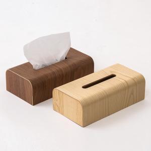 天然木 ティッシュボックス 木製 ティッシュケース ティッシュカバー ティッシュ ケース ボックス 収納 ティッシュペーパー|rcmdse