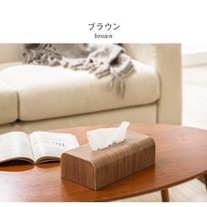 天然木 ティッシュボックス 木製 ティッシュケース ティッシュカバー ティッシュ ケース ボックス 収納 ティッシュペーパー|rcmdse|04