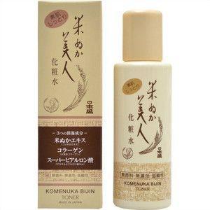 米ぬか美人 化粧水 120ml 日本盛|rcmdse