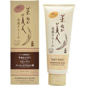 米ぬか美人 洗顔クリーム 100g 日本盛|rcmdse