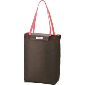 たためばバッグにもすっぽり入る、コンパクトがうれしい保冷バッグです。 メーカー:サーモス