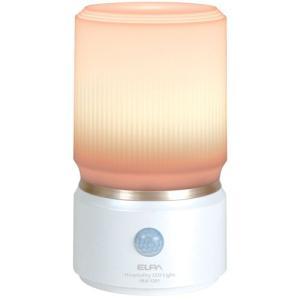 ELPA もてなしのあかり(LEDフットライト) 電球色LED 3W 据置型 HLH-1201(PW)|rcmdse