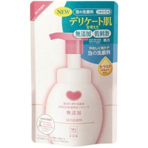 カウブランド 無添加 泡の洗顔料 つめかえ用 180ml|rcmdse