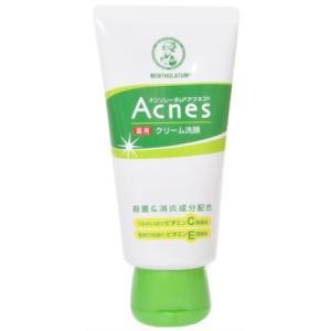 メンソレータム アクネス薬用クリーム洗顔 130g rcmdse