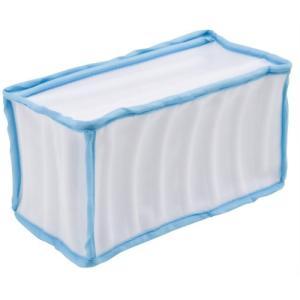 ファイン シューズ洗濯ネット ブルー
