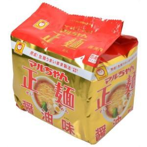 マルちゃん正麺 醤油味 5食入|rcmdse
