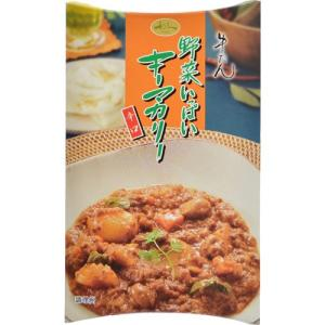 利久 牛たん 野菜いっぱいキーマカリー 辛口 180g|rcmdse