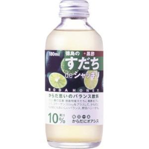 野田ハニー すだちdeシャッキリ 180ml...
