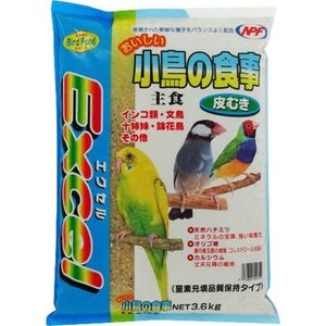 エクセル おいしい小鳥の食事 皮むき 3.6kgの関連商品4