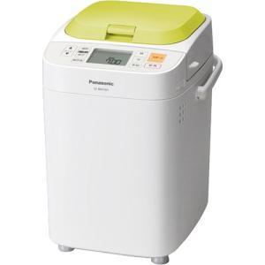 パナソニック ホームベーカリー(1斤タイプ) SD-BM1001-G グリーン ポイント10倍