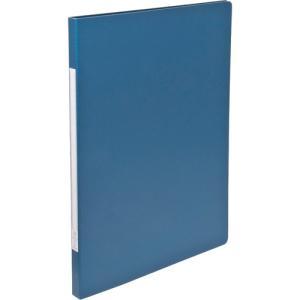 ボード製表紙Z式ファイル A4・S型/綴厚12mm ブルー ZF2232B ポイント10倍