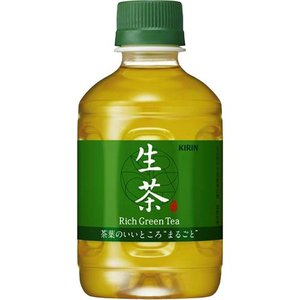 【ケース販売】キリン 生茶 280ml×24本 ポイント10倍