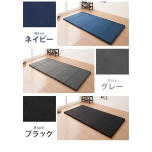 日本製 アキレス マットレス シングル 6つ折り 六つ折り 折りたたみ コンパクト 6つ折りマットレス キャンプ アウトドア(代引不可)|rcmdse|03