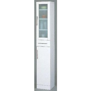 食器棚 ホワイト カトレア・食器棚30−180|rcmdse