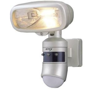 RITEX ライテックス 360度センサーライトG ハロゲン150W G-5150|rcmdse