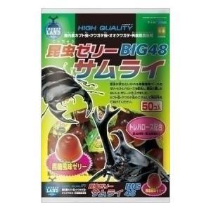 マルカン マルカン 昆虫ゼリーサムライBIG 48の商品画像