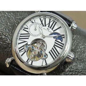 LOUIS BULLE ルイス ブレー サン&ムーン 腕時計 LB008-1-BK|rcmdse