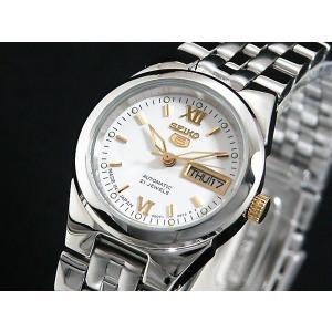 セイコー 5 SEIKO ファイブ 腕時計 自動巻き レディース SYMG73J1|rcmdse