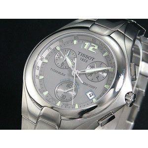 ティソ TISSOT 腕時計 チタン メンズ T65758771|rcmdse