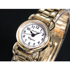 グランドール GRANDEUR 腕時計 レディース ESL036W2|rcmdse