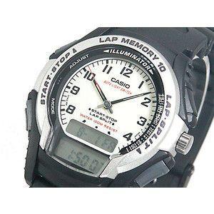 カシオ CASIO アナデジ 腕時計 WS300-7BV|rcmdse