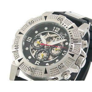 ガルーチ GALLUCCI 腕時計 自動巻き メンズ WT22888R-BK|rcmdse