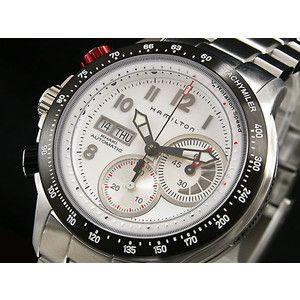 ハミルトン HAMILTON 腕時計 カーキ タキマイラー H71726213|rcmdse