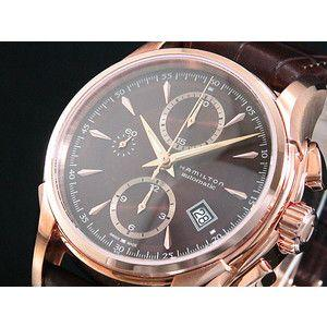 HAMILTON ハミルトン ジャズマスター オートクロノ 腕時計 時計 H32646597|rcmdse